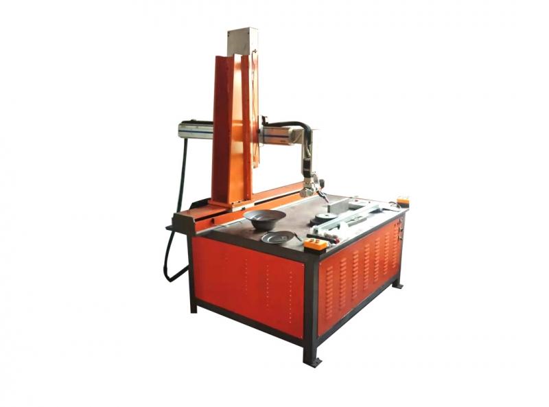 五轴氩hu自动焊机